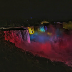 Colors by Kelly Bowers - Nature Up Close Water ( #falls )