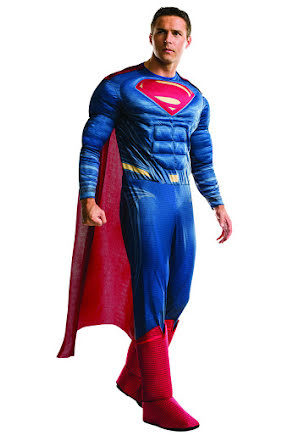 Dräkt Superman, deluxe