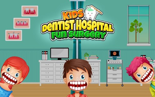 Kids Dentist Hospital Fun surgery - náhled
