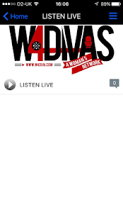 W4DIVAS Women's Radio- screenshot thumbnail