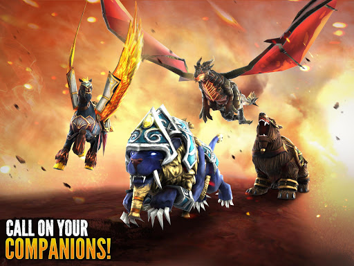 Order & Chaos 2: 3D MMO RPG screenshot 3