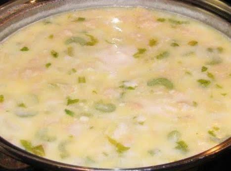 Zeke's  Potato Soup Recipe