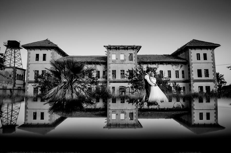 婚禮攝影師Alberto Sagrado(sagrado)。19.09.2018的照片