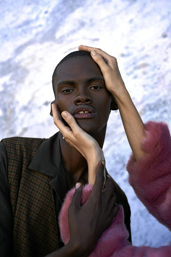 Siphosethu Ncise aspires to be on the covers of Vogue and GQ.