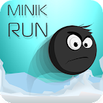 Minik run Icon