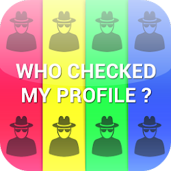 Who checked my profile ?