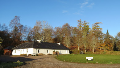Photo: A walk starting from Clan Cameron Museum at Achnacarry