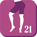 Buttocks and Legs In 21 Days - Butt,Legs exercises download