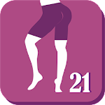 Buttocks & Legs In 21 Days Icon