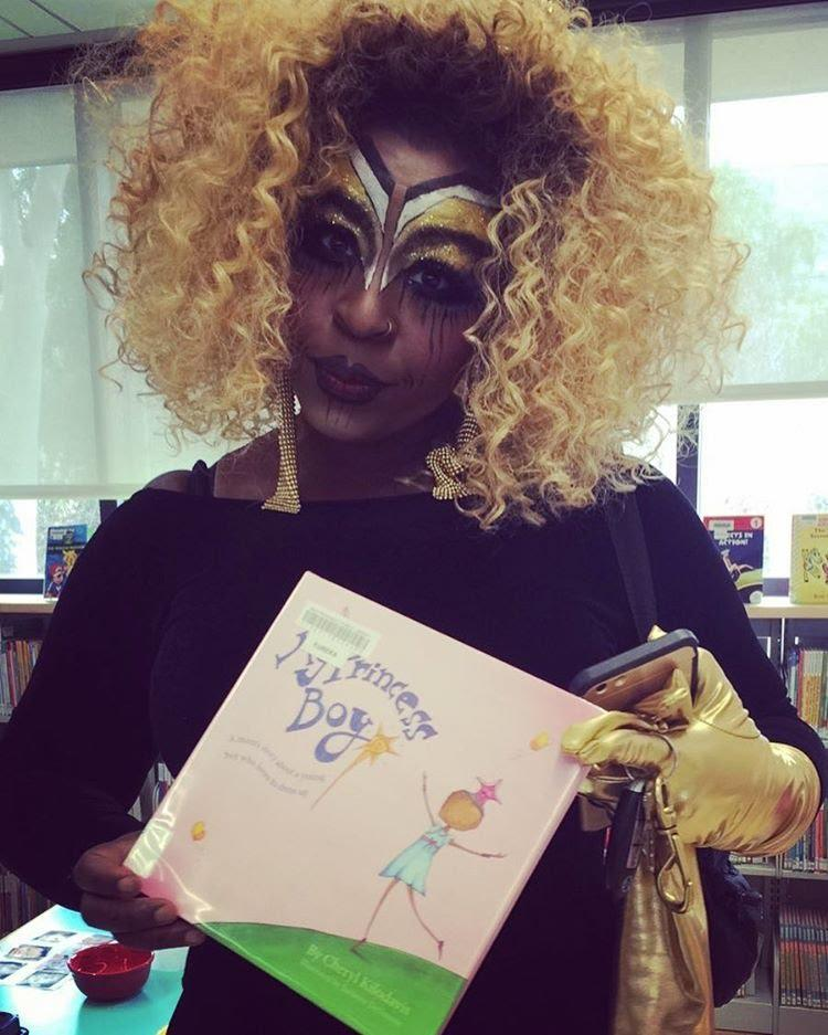 Drag Queen Story Hour - Back Benatar