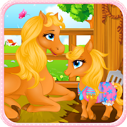 Game Pony Gives Birth Baby Games APK for Windows Phone