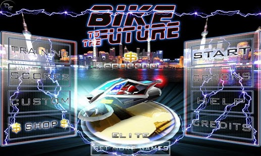 Bike to the Future Free- screenshot thumbnail