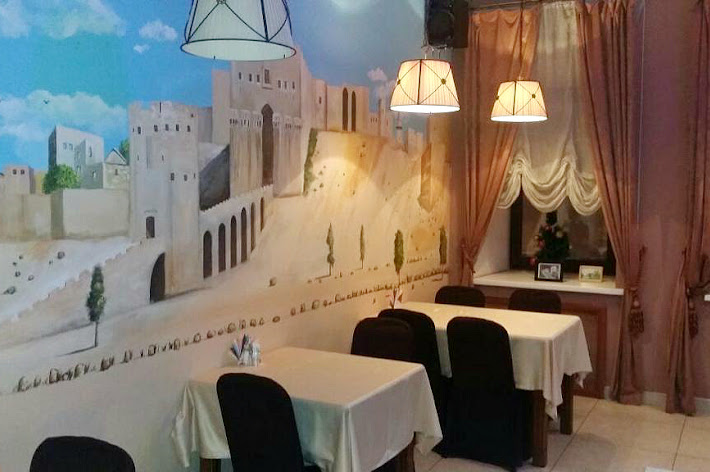 Фото №5 зала Пальмира