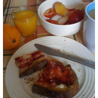 Strawberry Orange Jam