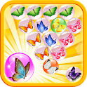 Bubble Butterfly icon
