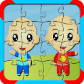 Puzzle Jigsaw Kids Twin icon