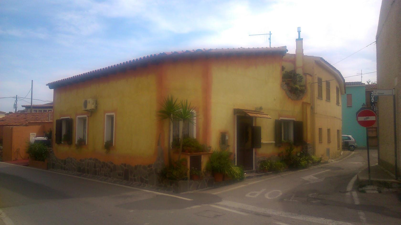 Домики в Сан Теодоро