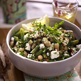 Warm Bean and Dill Salad