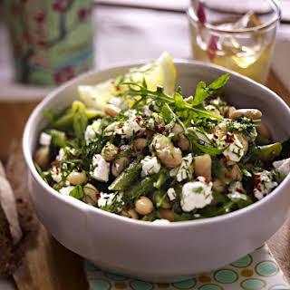 Warm Bean and Dill Salad.
