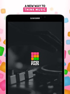 SUPER PADS - Become a DJ- screenshot thumbnail