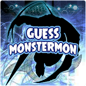 Guess Monstermon