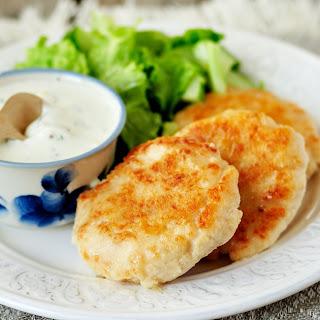 Chicken Rissoles.