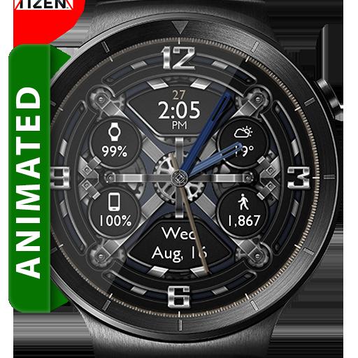 Mechani-Gears HD Watch Face