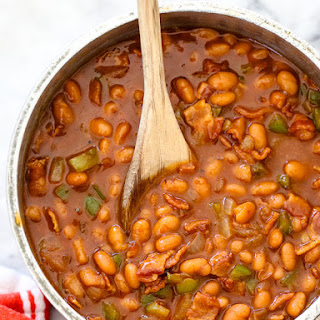 The Best BBQ Baked Beans.