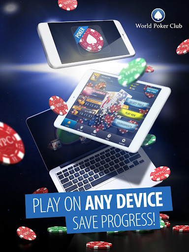 Android/PC/Windows的Poker Games: World Poker Club (apk) 游戏 免費下載 screenshot