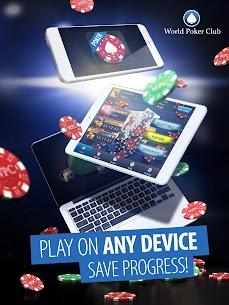 Poker Games: World Poker Club 3
