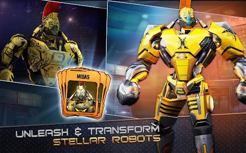 Real Steel World Robot Boxing Apk MOD (Unlimited Money/Coins) 9