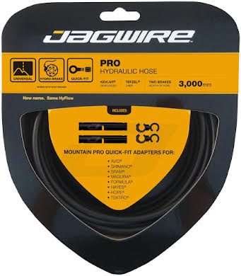 Jagwire Mountain Pro Disc Hose 3m Requires Mountain Pro Quick-Fit Kit alternate image 1