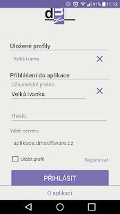 dm Software - náhled