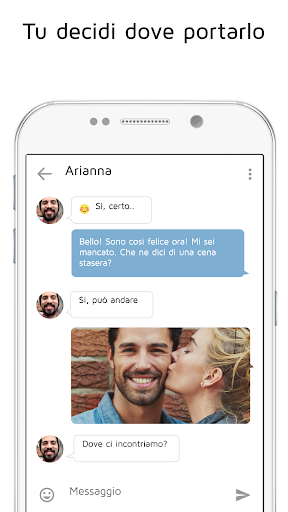incontri chat per Android