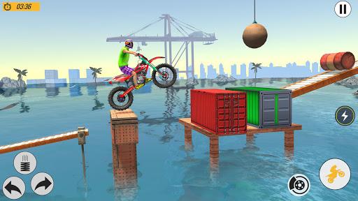 Trial Bike Racing Stunts : New Stunt Bike Games 3.9 screenshots 4