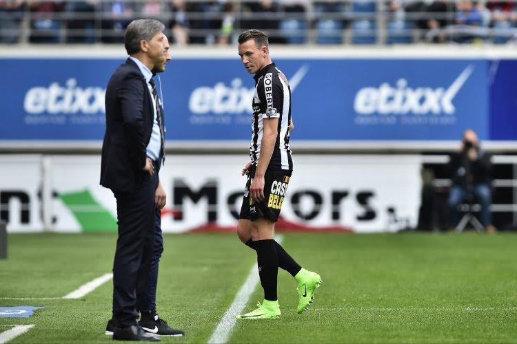 Charleroi a-t-il bien fait de lacher Clément Tainmont ?