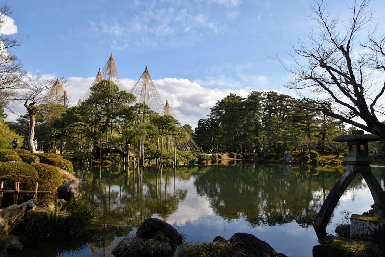 que hacer en Kanazawa