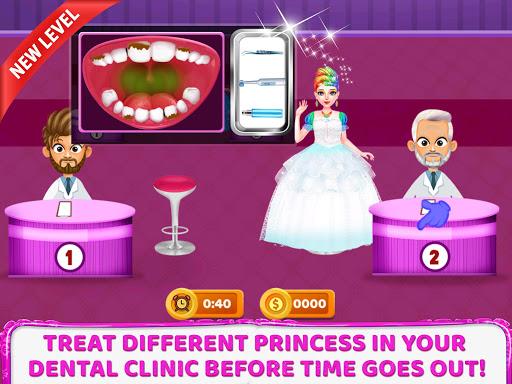 Princess Tooth Dentist Surgery modavailable screenshots 20