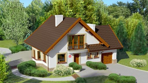 projekt Dom przy Cyprysowej 11