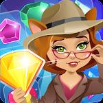 Jewels Detective Match 3 v0.156 Mod Lives