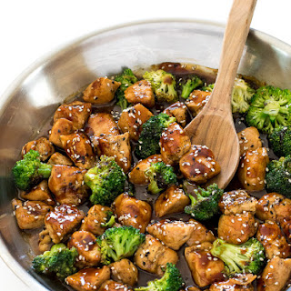 Honey Garlic Stir Fry Chicken Recipes.