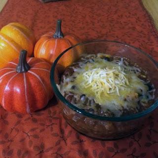 Crockpot Veggie Quinoa Chili