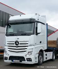 Photo: Simply snowwhite :-)  >>> www.truck-pics.eu <<<
