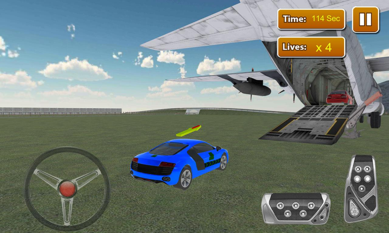 Firefighter Car Transporter 3d Android Apps On Google Play