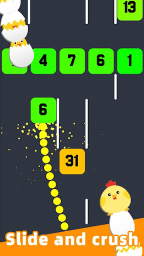 Slide And Crush - redesign snake game 2.2.9 updownapk 1