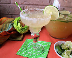 Top Shelf Margaritas