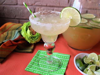 Top Shelf Margarita's Recipe
