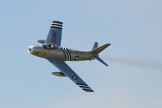 Photo: Amerykański F-86 Sabre