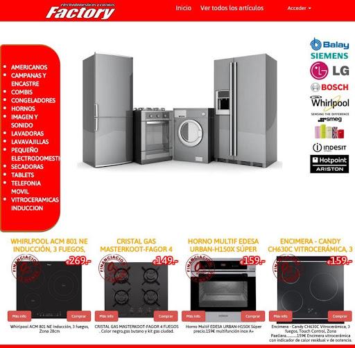 FactoryElectrodomésticosOnLine