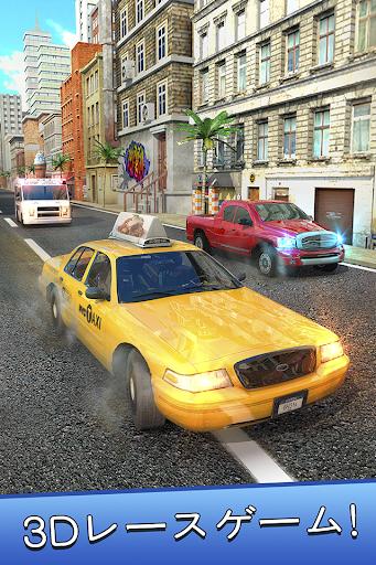 Taxi Racer: Crazy Cab Driver